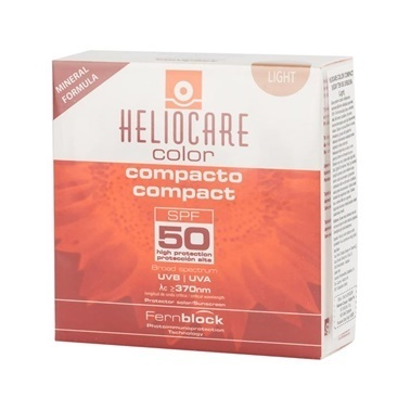 Heliocare Color SPF50 Compact Light 10g Renksiz